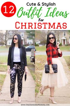 Have a Chic Christmas – All About Style and Fashion for the Holidays In New York, a style capital of the world, black is always a chic and fashionable selection.